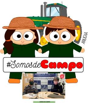 Entrevista en SOMOS DE CAMPO de Radio Bolaños. Parte 2.